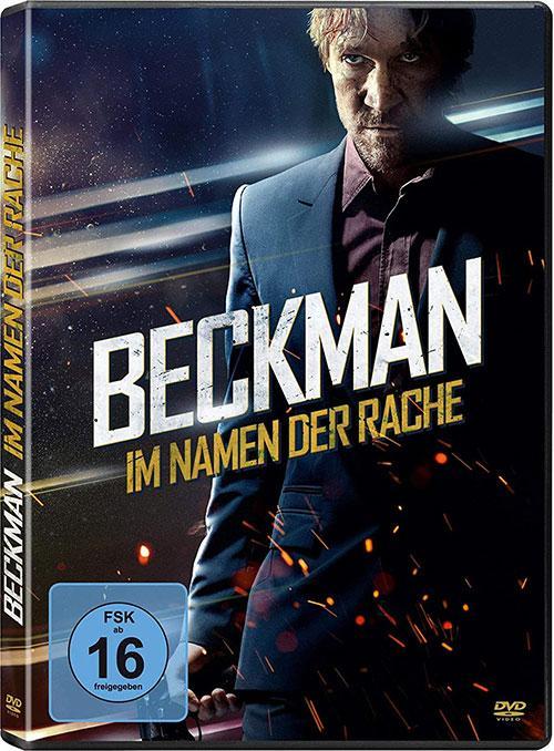 Beckman - Im Namen der Rache Film 2021 Blu-ray DVD shop kaufen Cover