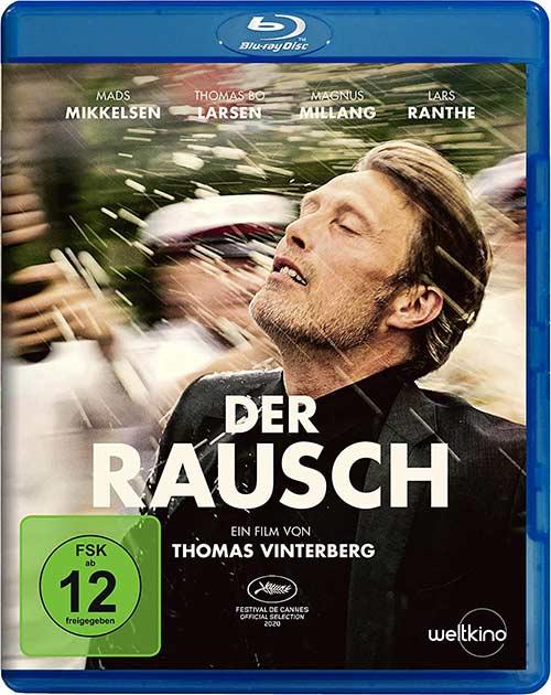 Der Rausch Film 2021 Blu-ray Cover shop kaufen