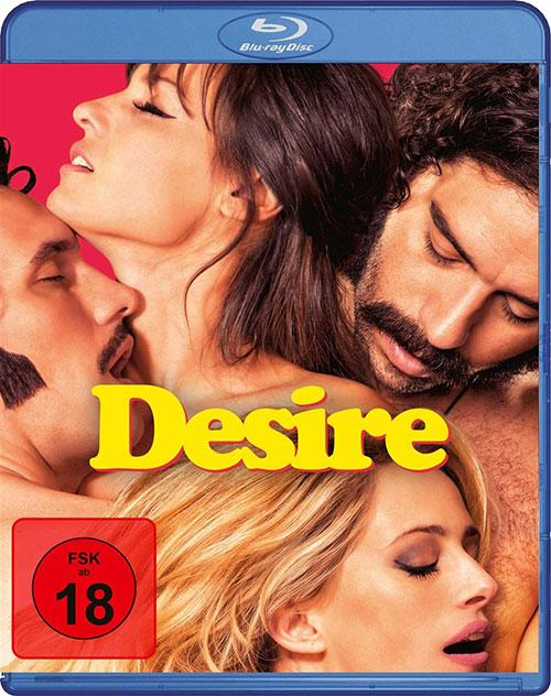 Desire [Blu-ray] Film 2021 shop kaufen Cover