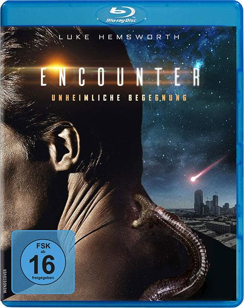 Encounter - Unheimliche Begegnung [Blu-ray] shop kaufen Cover