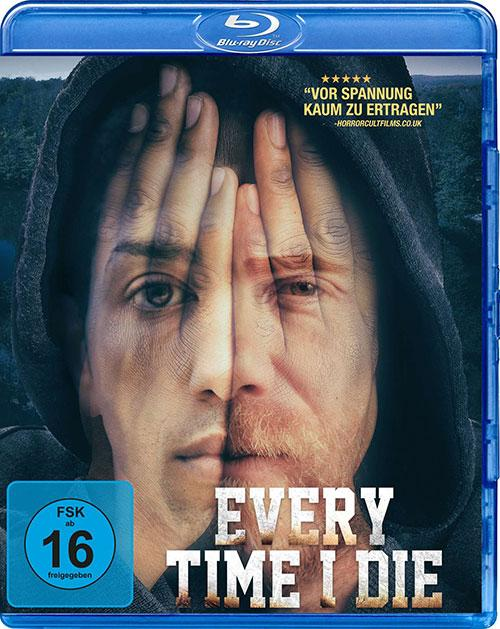 Every Time I Die Shop kaufen Film 2021 Blu-ray Cover