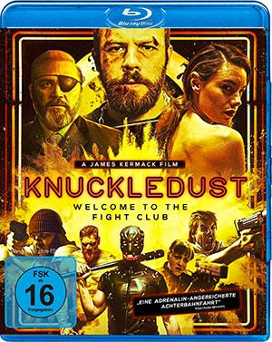 KNUCKLEDUST Welcome to the fight club Film 2021 Blu-ray shop kaufen