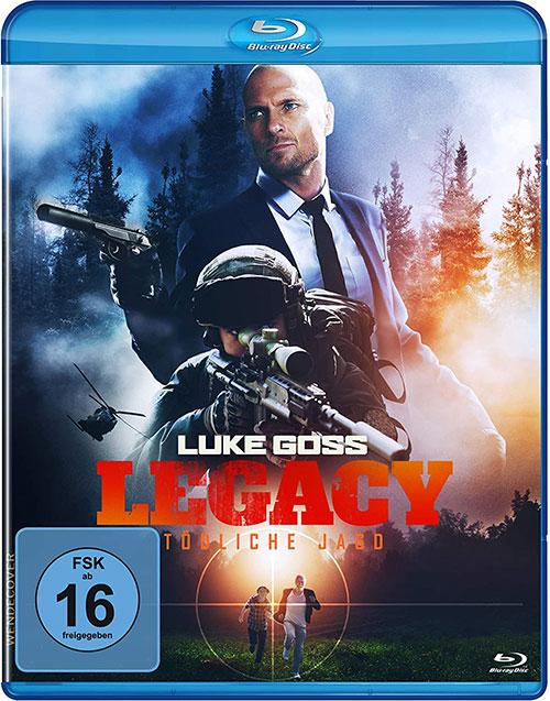 Legacy-Tödliche Jagd [Blu-ray] shop kaufen Cover