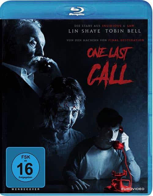 One Last Call Film 2021 Blu-ray DVD shop kaufen Cover