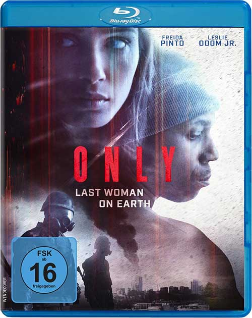 Only - Last Woman on Earth [Blu-ray] Cover shop kaufen
