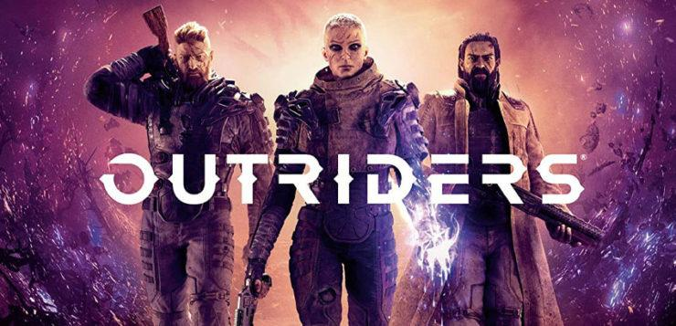 Outriders – PS5 Review | Square Enix | 13.04.2021