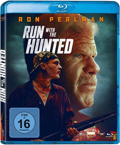 Run with the Hunted Film 2021 Blu-ray DVD Cover shop kaufen