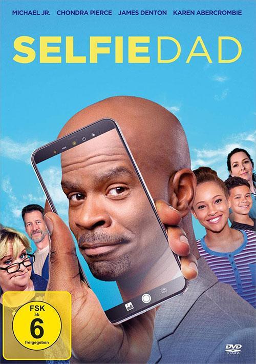 Selfie Dad Film 2021 DVD shop kaufen Cover