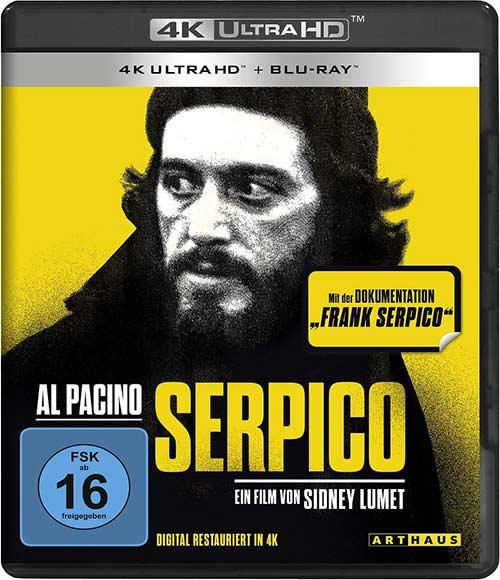 Serpico (4K Ultra HD) (+ Blu-ray 2D) Case Shop kaufen