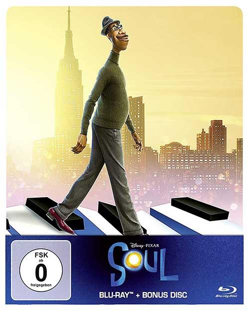Soul (2D+Bonus Steelbook) [Blu-ray] shop kaufen Cover