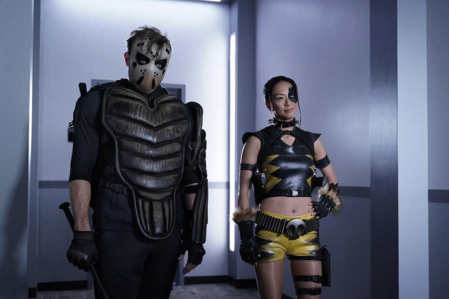 Stargirl Staffel 1 Serie 2021 Streaming Review Szenenbild