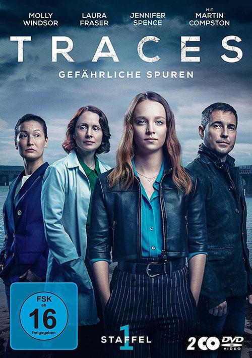 Traces - Gefähliche Spuren, Staffel 1 [2 DVDs] Shop kaufen Cover Serie 2021