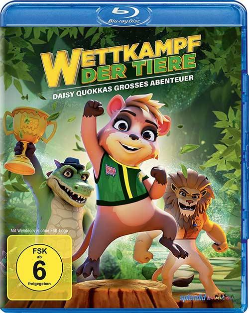 Wettkampf der Tiere – Daisy Quokkas großes Abenteuer [Blu-ray] Shop kaufen