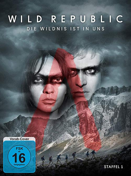 Wild Republic - Die Wildnis ist in uns Serie 2021 2020 Blu-ray DVD shop kaufen Cover