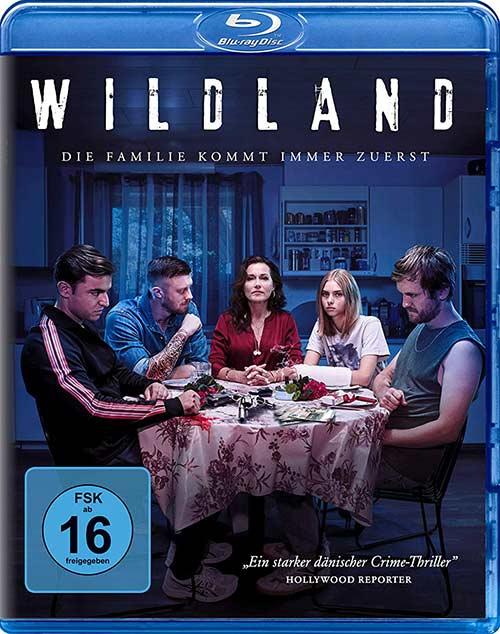 Wildland – Die Familie kommt immer zuerst Film 2021 Blu-ray DVD shop kaufen COver