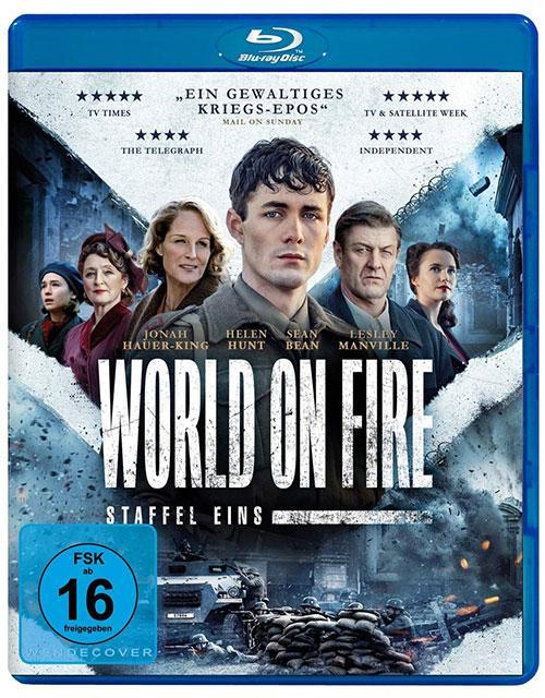 World on Fire - Staffel 1 [2 Blu-rays] Serie 2021 shop kaufen