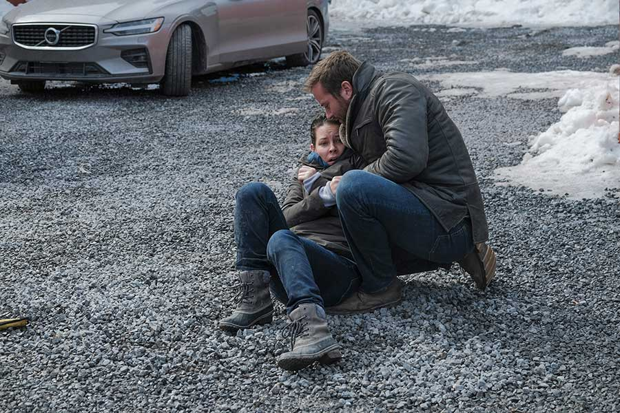 Crisis Film 2021 Blu-ray DVD shop kaufen Review Szenenbild
