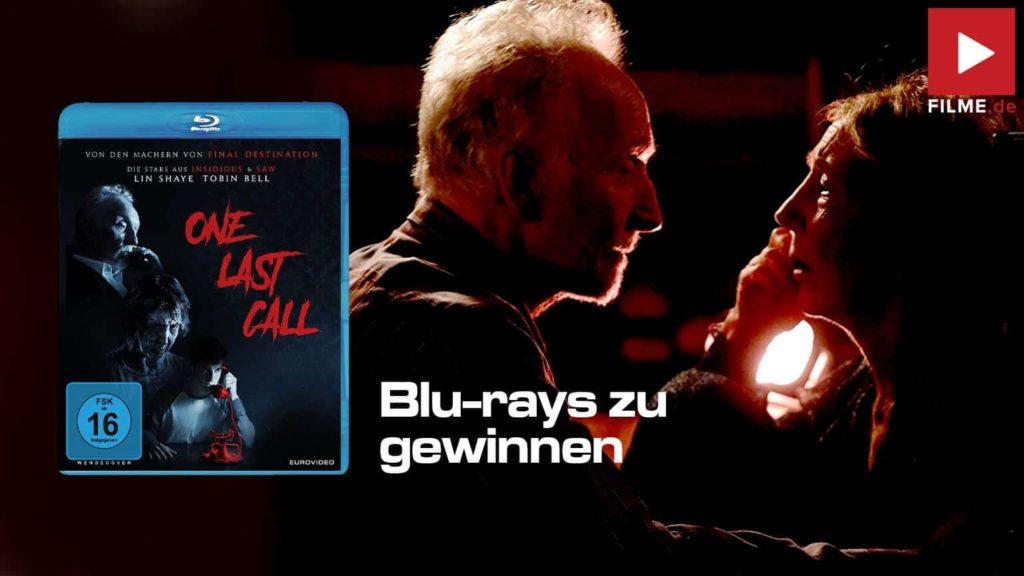 One Last Call Film 2021 Blu-ray DVD Gewinnspiel gewinnen shop kaufen Artikelbild