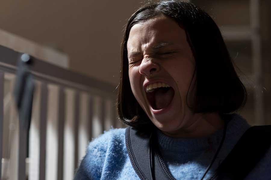Growl – Er riecht deine Angst Film 2021 Blu-ray DVD Review shop kaufen Szenenbild