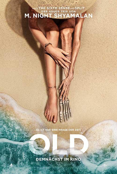 Old Film 2021 Kinostart Trailer deutsch Kino Plakat