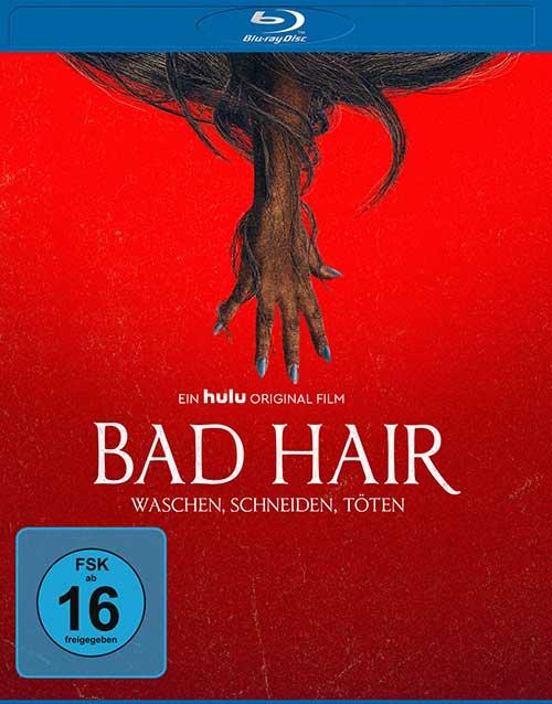 Bad Hair Waschen, Schneiden, Föhnen Film 2021 Blu-ray DVD shop kaufen Cover