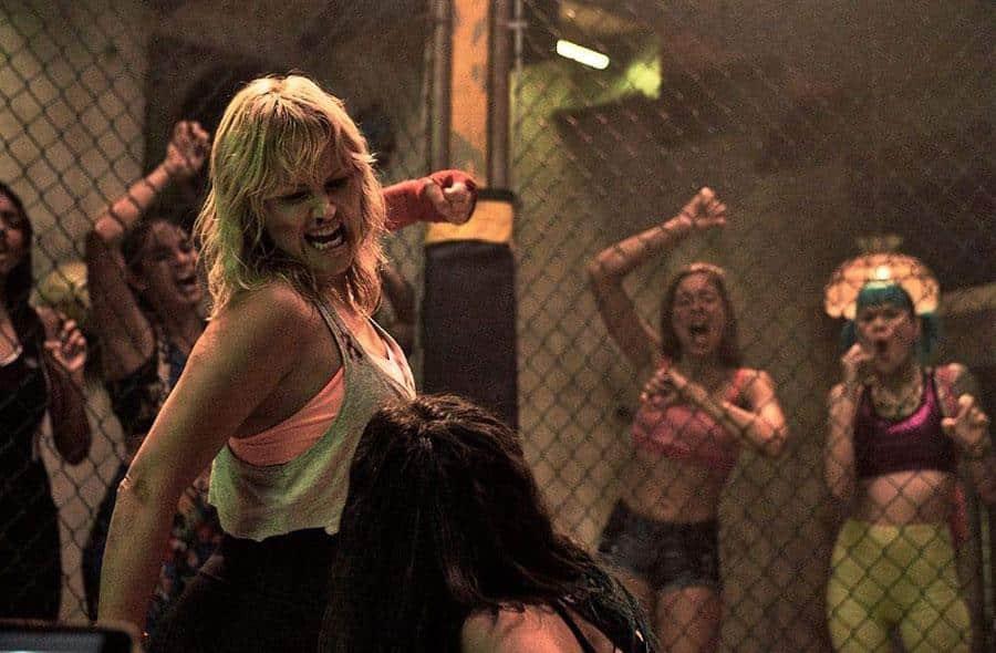 Chick Fight Streaming Review Film 2021 Blu-ray DVD shop kaufen Szenenbild