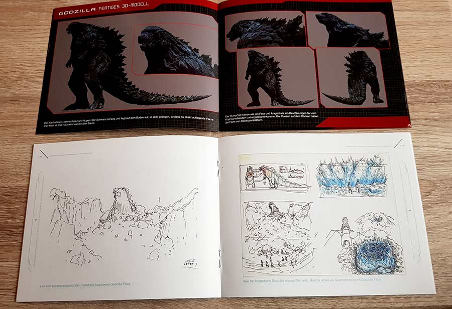 Godzilla: Planet der Monster - Collector's Edition Blu-ray Review shop kaufen