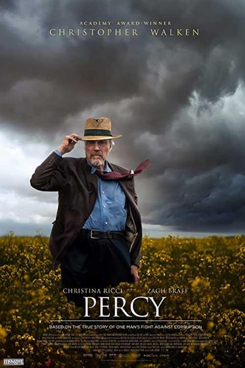 Percy Film 2021 Kinostart Plakat