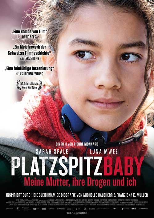 Platzspritzbaby Film 2021 Kinostart Kino Plakat