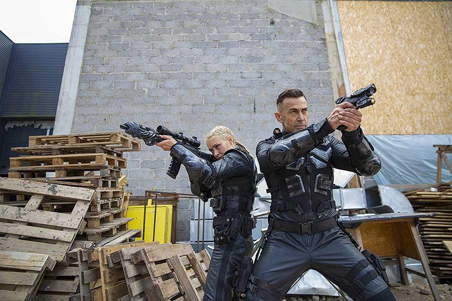 Skylin3s Skylines Film 2021 Blu-ray Review Szenenbild shop kaufen
