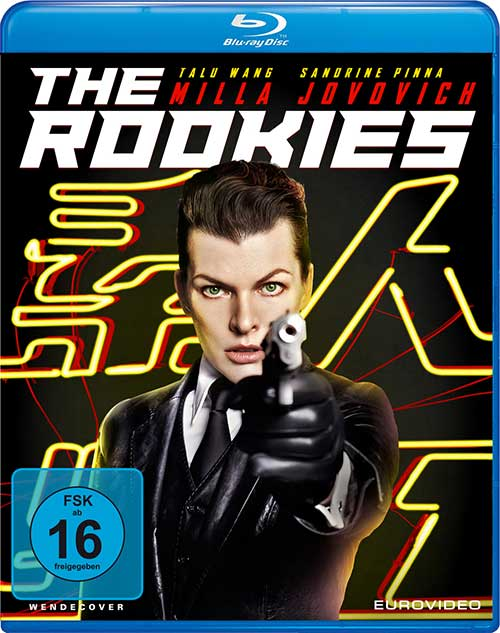 THE ROOKIES Film 2021 Blu-ray Cover