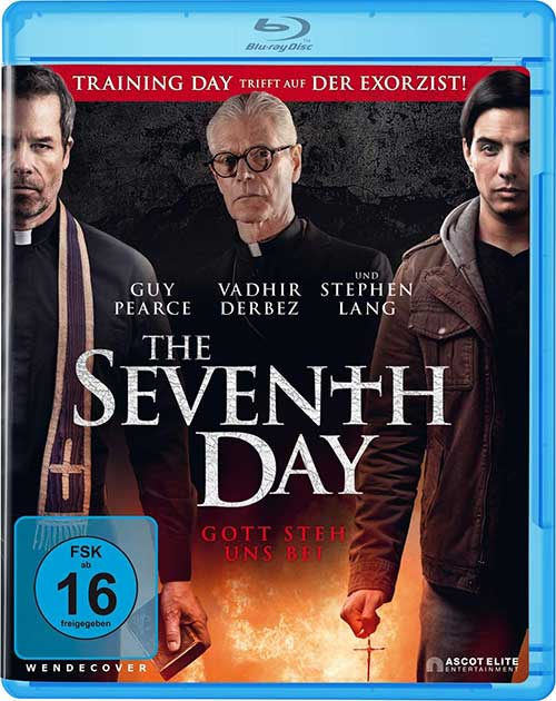 The Seventh Day - Gott steh uns bei [Blu-ray] shop kaufen Film 2021