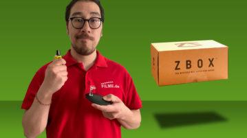 Unboxing Video: ZBOX von ZAVVI - Mai (05/2021) Artikelbild youtube