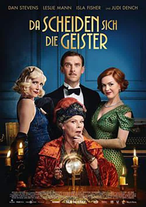 DA SCHEIDEN SICH DIE GEISTER Film 2021 Kino Plakat