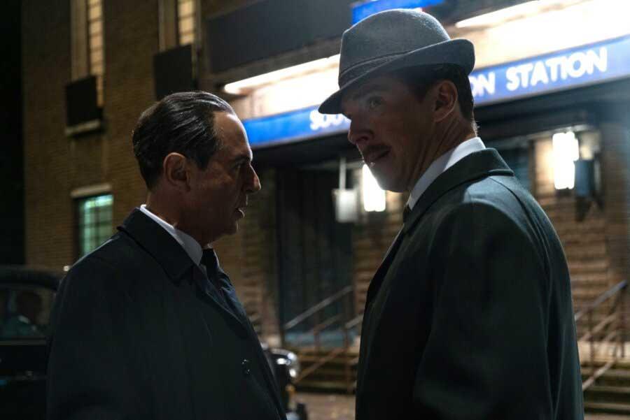 Der Spion – Vorab Kino Review Kinostart Trailer Szenenbild