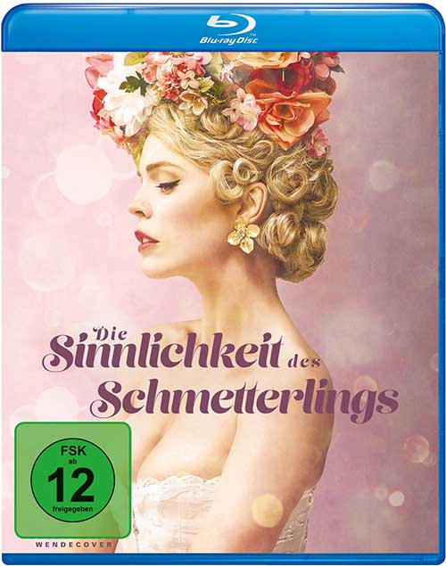 Die Sinnlichkeit des Schmetterlings Blu-ray Cover shop kaufen
