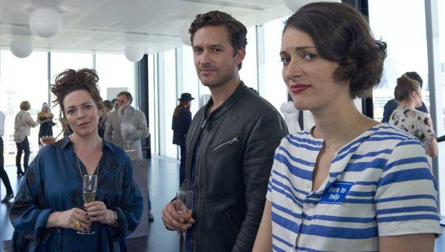 Fleabag: Staffel 1 – Blu-ray Review Serie 2021 Szenenbild