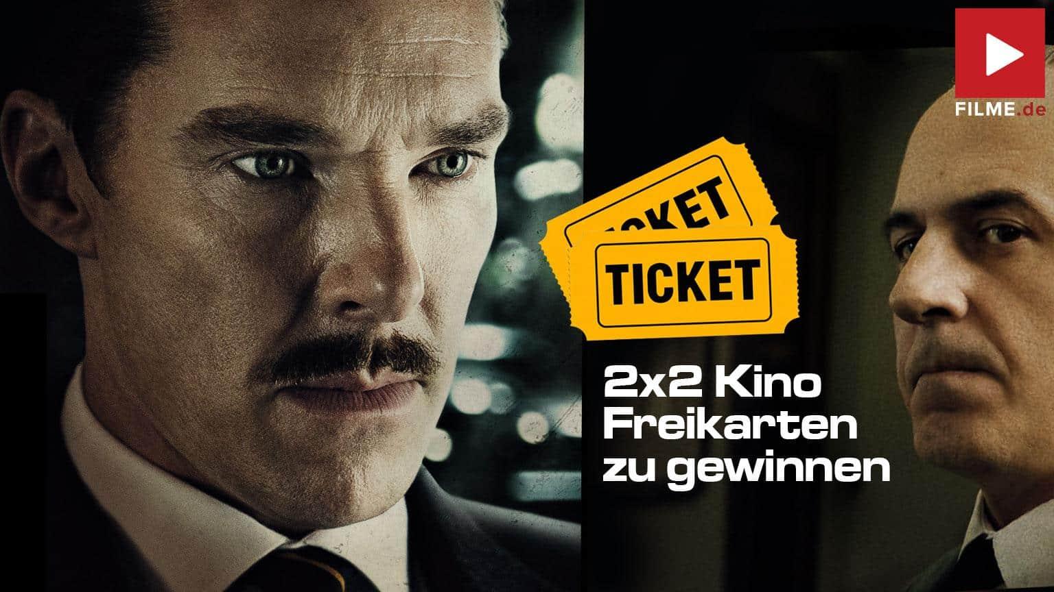 DER SPION Film 2021 Kinofilm Gewinnspiel gewinnen Freikarten Artikelbild