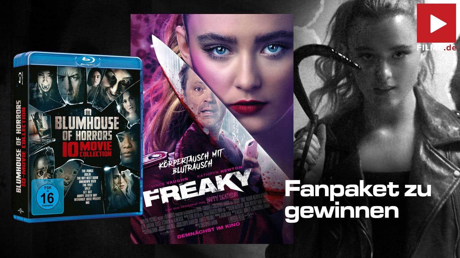 Freaky Film 2020 Kino Gewinnspiel gewinnen Artikelbild