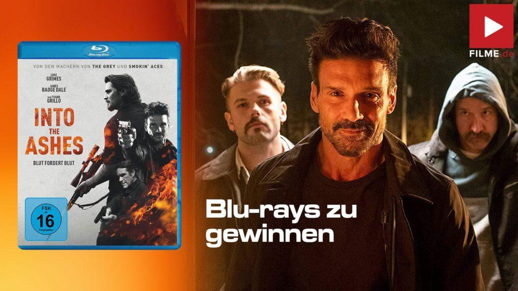 Into the Ashes Film 2021 Blu-ray DVD Gewinnspiel gewinnen Artikelbild
