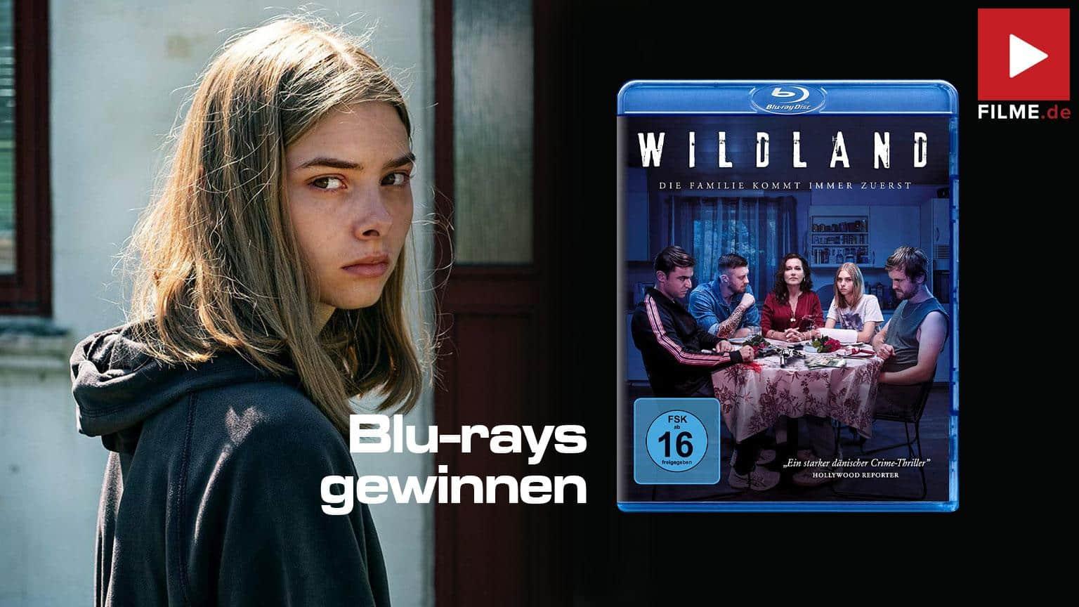 Wildland – Die Familie kommt immer zuerst Film 2021 Blu-ray Artikelbild