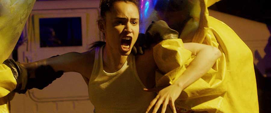 Songbird Film 2021 DVD Review Szenenbild shop kaufen