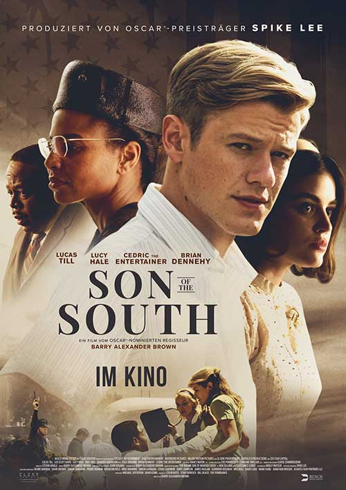 SON OF THE SOUTH Film 2021 Kino Plakat