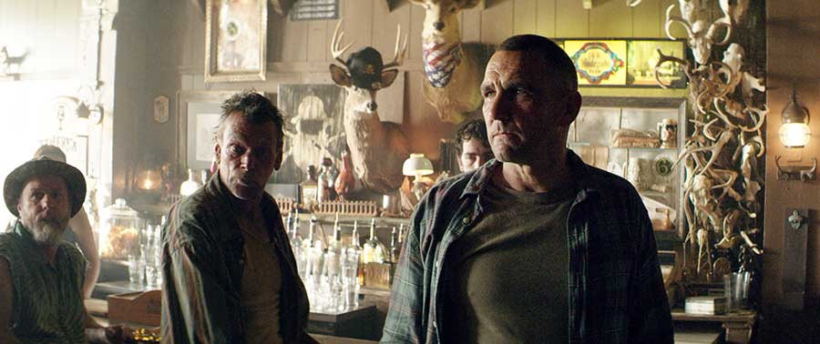 The Big Ugly Film 2021 4K UHD Blu-ray Review Szenenbild Shop kaufen