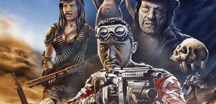 Bullets for Justice Film 2021 Blu-ray Review shop kaufen Artikelbild