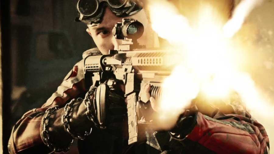 Bullets for Justice Film 2021 Blu-ray Review shop kaufen Szenenbild