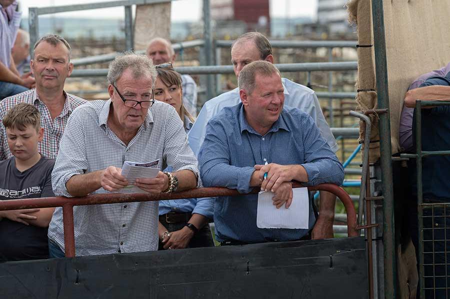 Clarksons Farm: Staffel 1 Serie 2021 Streaming Review Szenenbild