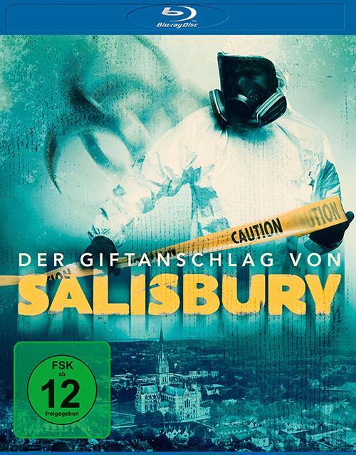 Der Giftanschlag von Salisbury Film 2021 Blu-ray DVD shop kaufen Cover