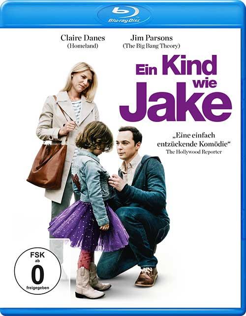 Ein Kind wie Jake Film 2021 Blu-ray Cover shop kaufen