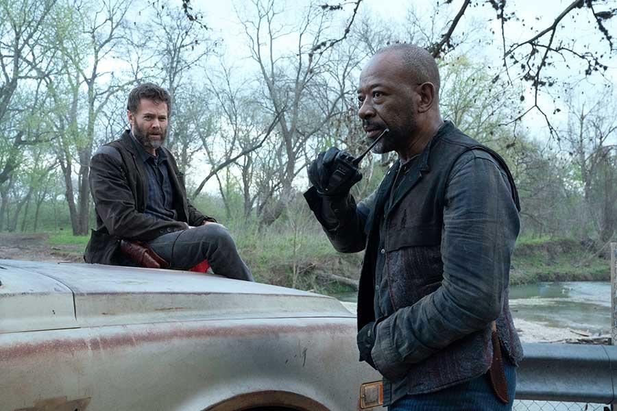Fear the Walking Dead: Staffel 6.2 – Streaming Review szenenbild